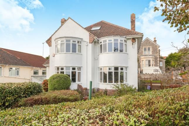 Thumbnail Detached house for sale in Weston-Super-Mare, Somerset, .