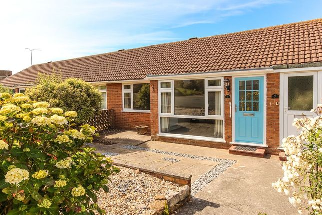 Thumbnail Terraced bungalow to rent in Rowan Way, Yeovil