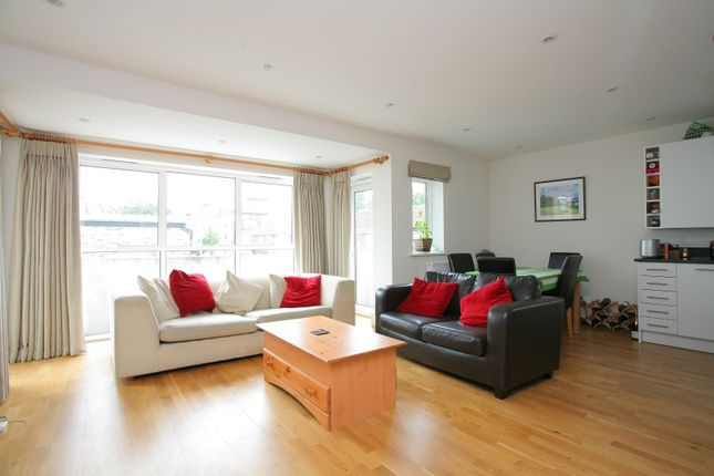 Thumbnail 2 bed flat to rent in Abyssinia Close, Battersea