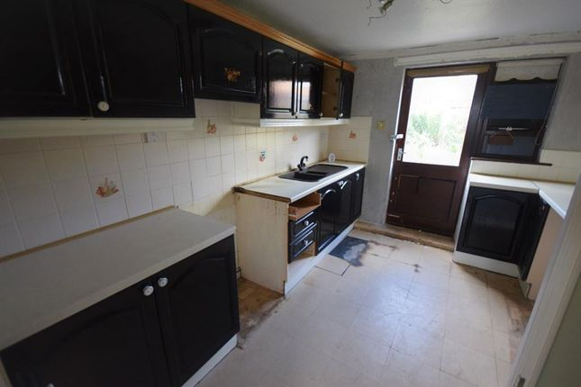 Kitchen of Cleveland Place, Peterlee, County Durham SR8