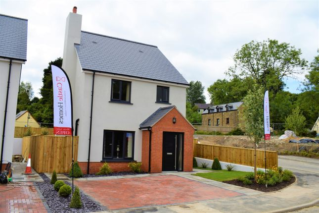 Thumbnail Detached house for sale in Begelly, Kilgetty