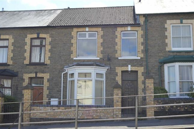 Thumbnail Terraced house to rent in The Avenue, Merthyr Tydfil