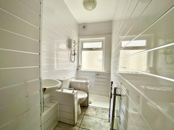 Shower Room of Edelston Road, Blackpool, Lancashire, . FY1