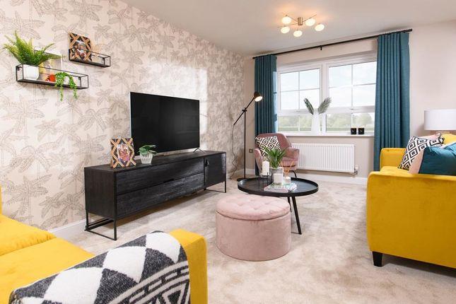 Inside View 4 Bedroom Chester Living Room