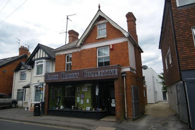 Thumbnail Retail premises for sale in Pound Street, Newbury