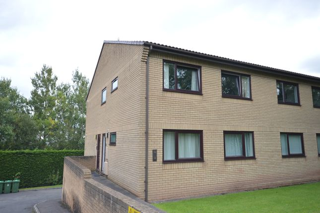 Thumbnail Flat to rent in Hollybush Heights, Cardiff
