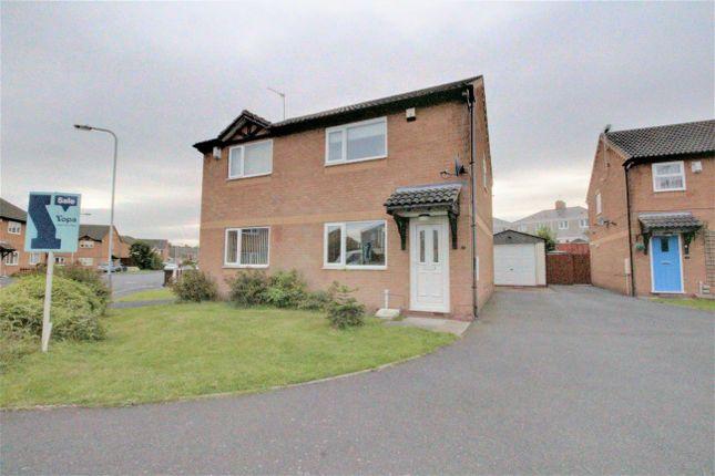 Thumbnail Semi-detached house for sale in Bickley Road, Bilston, Wolverhampton