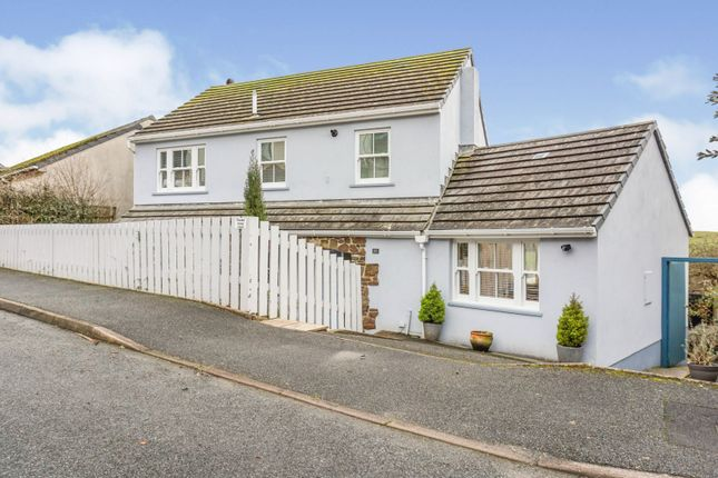 Thumbnail Detached house for sale in Strawberry Gardens, Tenby