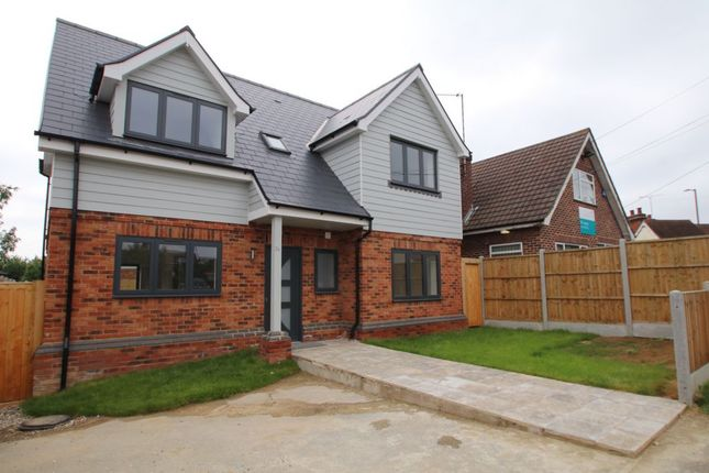 Thumbnail Terraced house for sale in Hawkwell Park Drive, Hockley