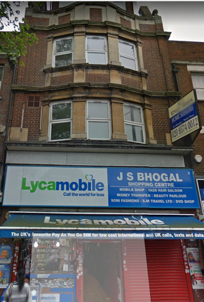 Thumbnail Land for sale in Broadway, Southall