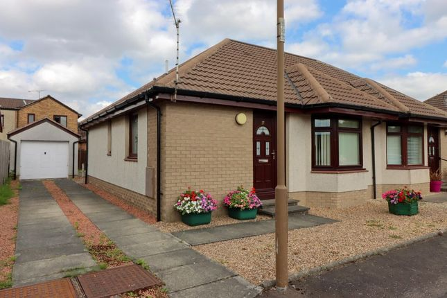 2 bed semi-detached bungalow for sale in 17 Abbot Road, Stirling FK7