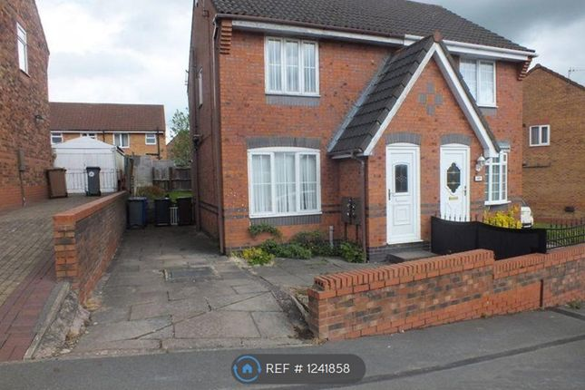 2 bed semi-detached house to rent in Bishop Road, Stoke-On-Trent ST6