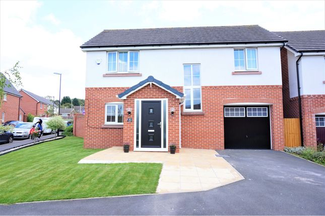 Thumbnail Detached house for sale in Oak Close, Oldham