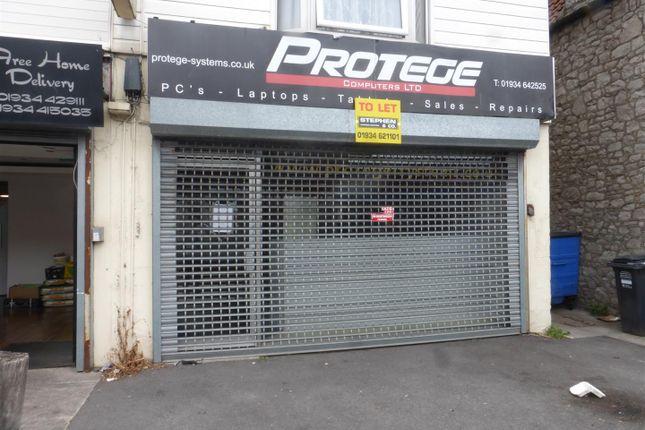 Thumbnail Retail premises to let in Locking Road, Weston-Super-Mare