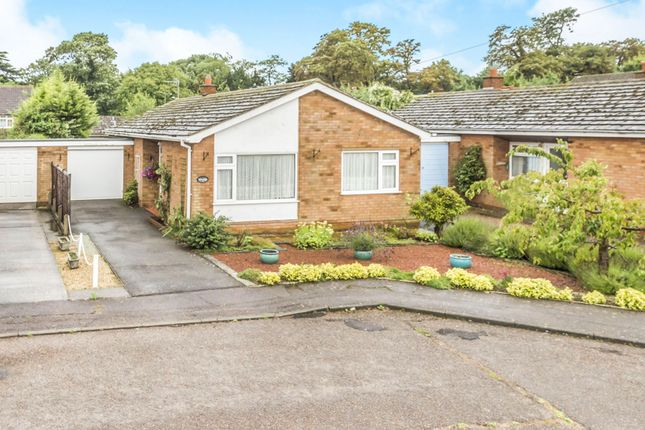 Thumbnail Detached bungalow for sale in Cedar Avenue, Ickleford, Hitchin