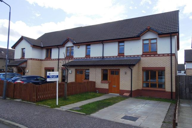 Thumbnail End terrace house to rent in Wood Street, Grangemouth