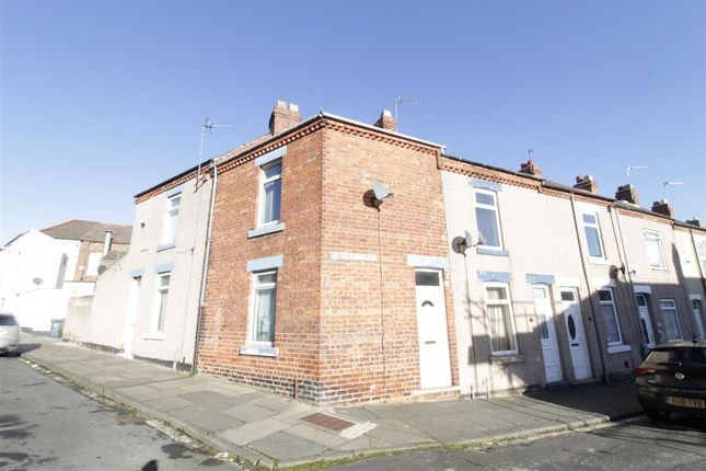 1 bed end terrace house for sale in Forster Street, Darlington DL3