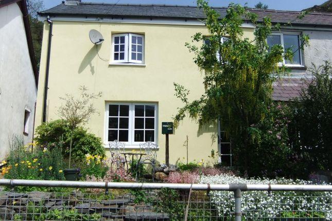 Front Garden 2 of New Row, Pontrhydygroes, Ystrad Meurig SY25
