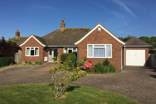 Thumbnail Detached bungalow for sale in Winston Drive, Bexhill-On-Sea