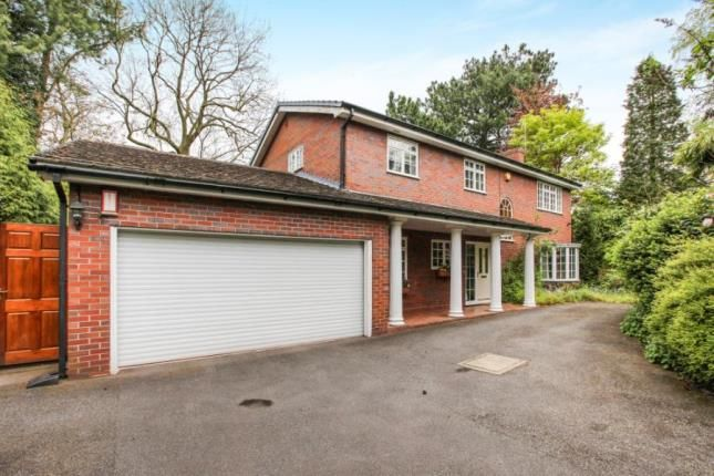 Thumbnail Detached house for sale in Chester Road, Road, Middlewich, Cheshire