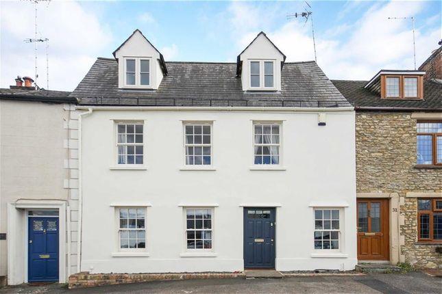 Thumbnail Town house for sale in Marlborough Street, Faringdon, Oxfordshire