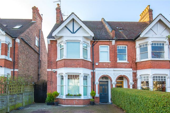 5 bed semi-detached house for sale in Long Lane, Finchley Central, London