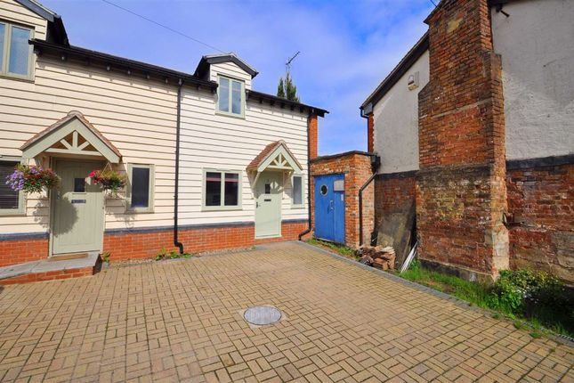 Thumbnail Mews house to rent in Hogges Close, Hoddesdon, Hertfordshire