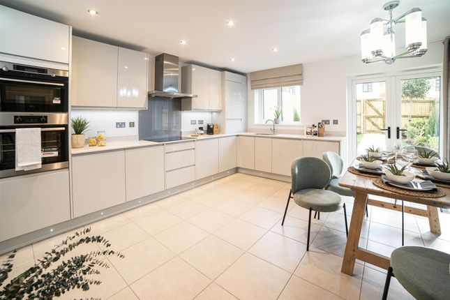 Thumbnail Terraced house for sale in Off Tithebarn Lane, Pinhoe, Exeter