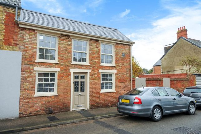 Thumbnail Semi-detached house for sale in Chester Street, Iffley Fields, Oxford