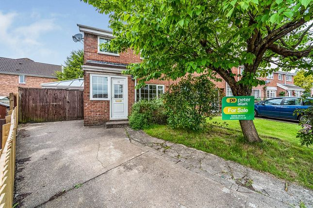 3 bed semi-detached house for sale in Lon Y Tresglen, Caerphilly CF83