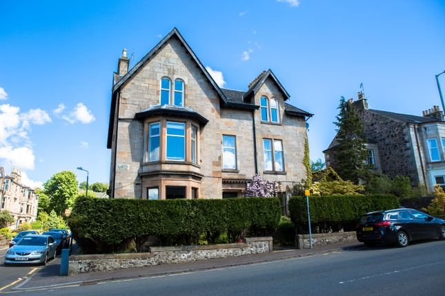 Thumbnail Flat for sale in Moss Road, Kilmalcolm