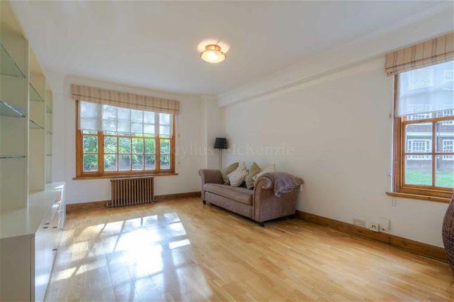 Thumbnail Flat to rent in Eton College Road, London