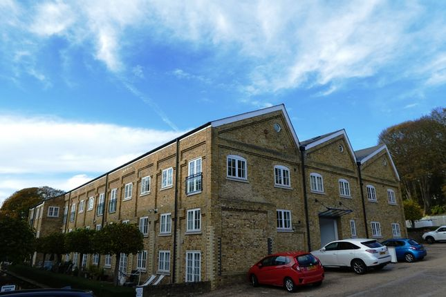 Thumbnail Flat for sale in Mill House, Mill Race, River, Dover, Kent
