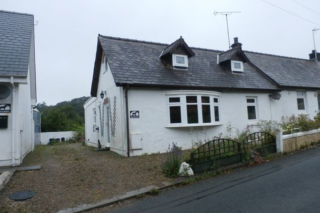 Thumbnail Cottage for sale in Pontgarreg, Llangrannog, Llandysul