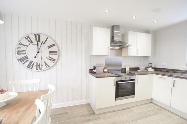"""3 bedroom property for sale in """"The Cornflower At Hedgerows, Bolsover"""" at Mooracre Lane, Bolsover, Chesterfield"""