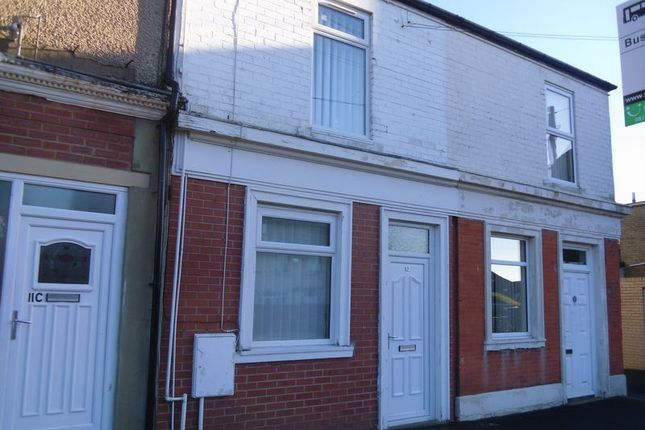 Thumbnail Terraced house to rent in Market Place, Red Row, Morpeth