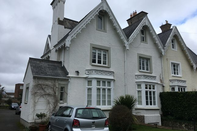 Thumbnail Flat to rent in 11 Haines Hill, Taunton