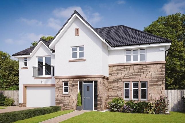 "Thumbnail Detached house for sale in ""The Kennedy"" at Birdston Road, Milton Of Campsie, Glasgow"