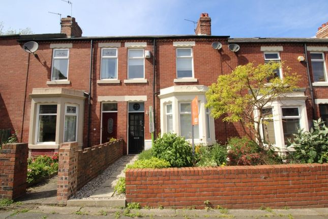 3 bed terraced house to rent in Princes Gardens, Monkseaton, Whitley Bay
