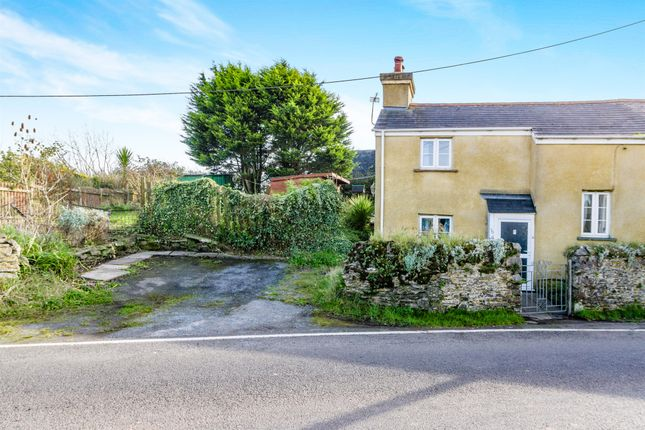 Thumbnail Cottage for sale in Staddiscombe Road, Staddiscombe, Plymouth