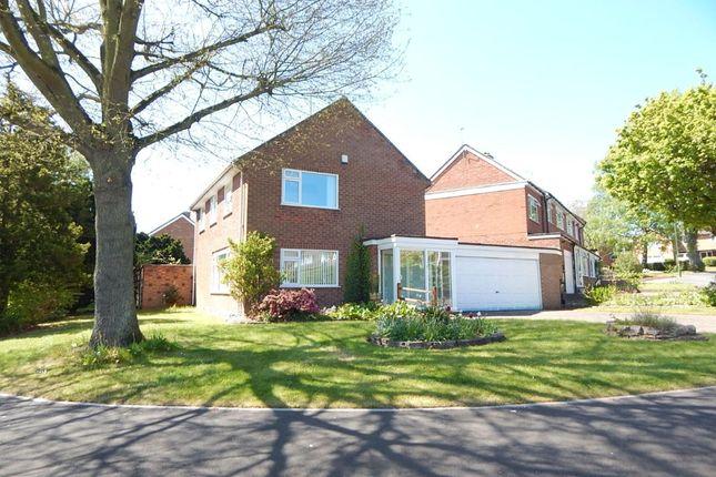 Thumbnail Detached house for sale in Corvedale Road, Bournville Village Trust, Birmingham