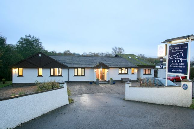 Thumbnail Bungalow for sale in Distant Hills Guest House, Spean Bridge, Inverness-Shire