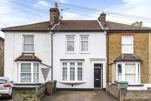 Thumbnail Terraced house for sale in Mill Lane, Carshalton