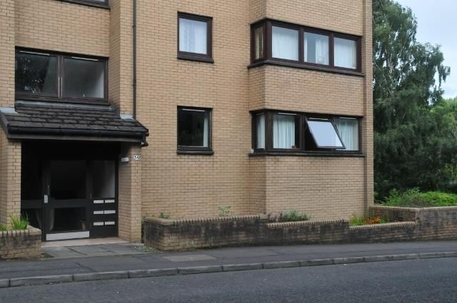 Thumbnail Flat to rent in Balcarres Avenue, Glasgow