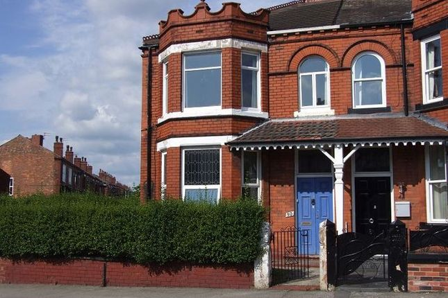Thumbnail Flat to rent in Park Road, Springfield, Wigan