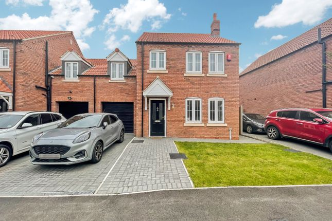 3 bed detached house for sale in Bob Rainsforth Way, Gainsborough DN21