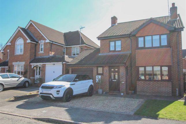 Thumbnail Detached house to rent in Rushendon Furlong, Pitstone, Leighton Buzzard