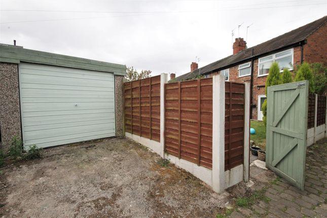 Garage of Algernon Street, Monton, Manchester M30