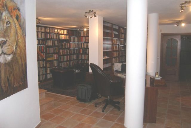 Library of Spain, Málaga, Mijas