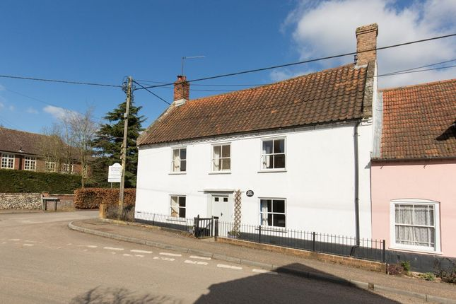Thumbnail Detached house for sale in Church Street, Litcham, King's Lynn